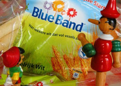 Blue Band, Slechte Start