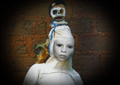 Behind the mask, Abora Masquerade, Die Antwoord (MaJo) 02