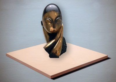 Boijmans, Brancusi on painting, Bewerking MaJo