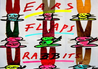 Ears, Flaps, Rabbits