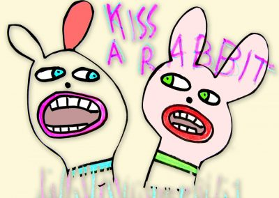 Kiss A Rabbit