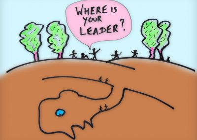 Where Is Your Leader