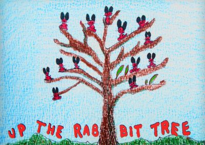 Up The Rabbit Tree